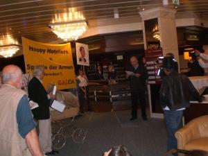 Im Maritim Hotel Darmstadt, 28.07.2010