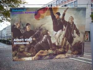 Diakonie: Wann kommt die Französische Revolution?