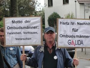Hartz IV Nachhilfe für Ombudsmänner der Kreisagentur für Beschäftigung Darmstadt-Dieburg