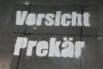 Jobcenter Darmstadt: Vorsicht prekär!